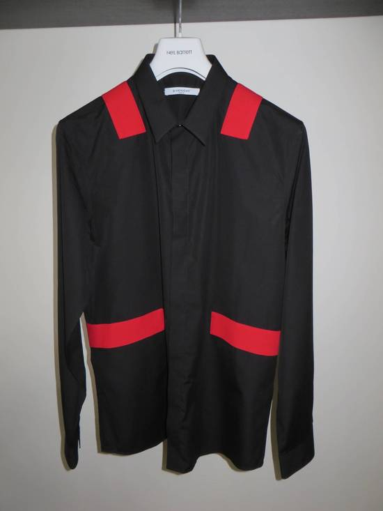 Givenchy Red bands shirt Size US XL / EU 56 / 4