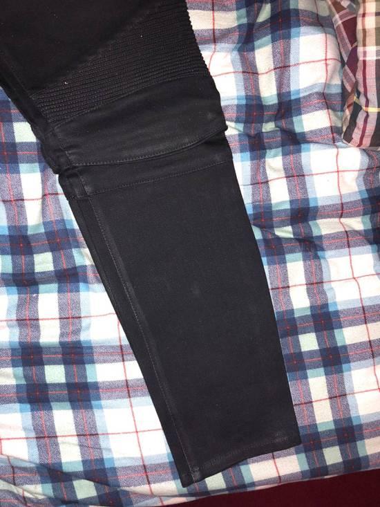 Balmain BALMAIN BALMAIN Skinny Biker Jeans 34, 30 Size US 34 / EU 50 - 2