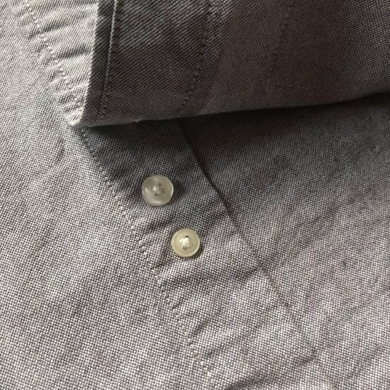 Thom Browne Oxford Classic Shirt Sz.2/M rare grey Size US M / EU 48-50 / 2 - 3