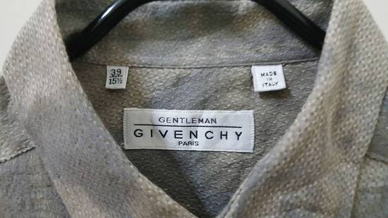 Givenchy GENTLEMAN by GIVENCHY PARIS HIDDEN TRIBAL PATTERN MOTIF DETAILS SINGLE POCKET Size US M / EU 48-50 / 2 - 4