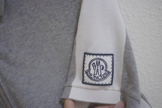 Thom Browne Moncler Gamme Bleu SS16 Polo Size US L / EU 52-54 / 3 - 10