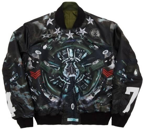 Givenchy NEW Men's Givenchy Reversible Bomber Jacket Size 50 Size US M / EU 48-50 / 2