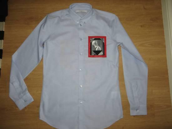 Givenchy Cube and romantic print shirt Size US S / EU 44-46 / 1 - 11