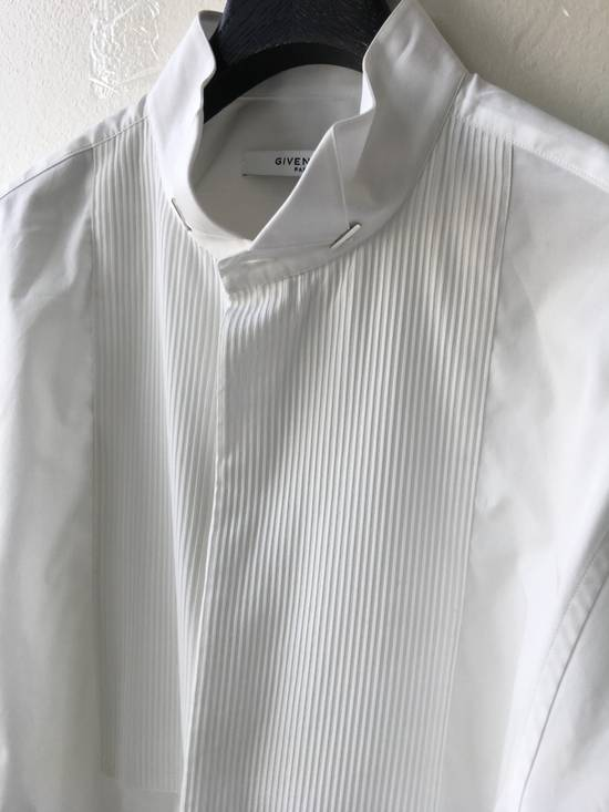 Givenchy White Formal Shirt Size US L / EU 52-54 / 3 - 1
