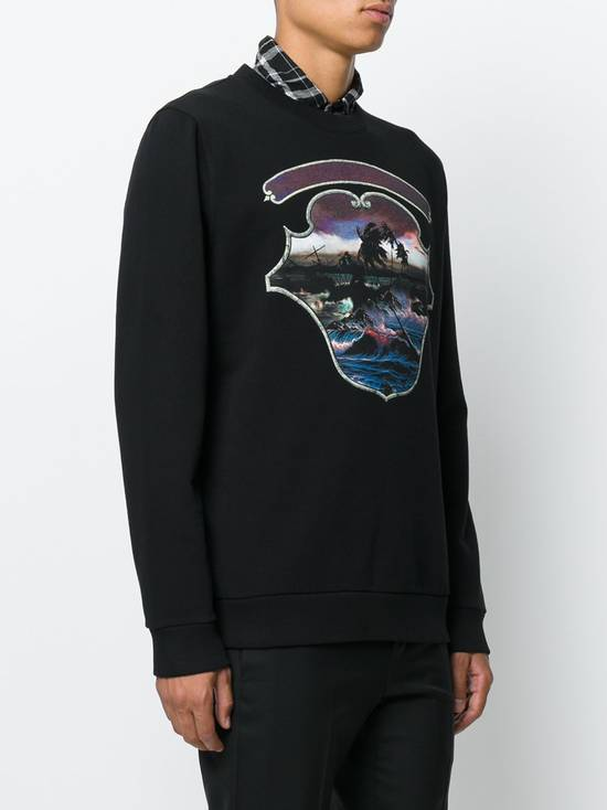 Givenchy $725 Givenchy Hawaii Crest Print Rottweiler Shark Sweater size M (relaxed fit) Size US M / EU 48-50 / 2 - 2