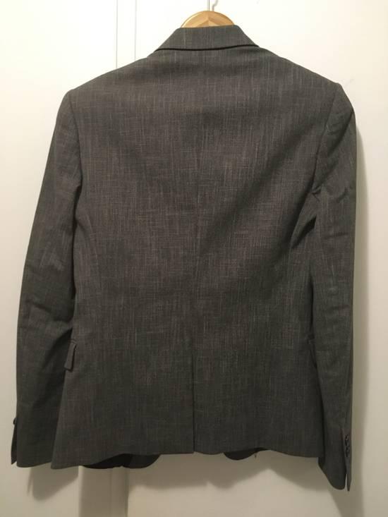Balmain SS11 Grey Blazer Size 36R - 8