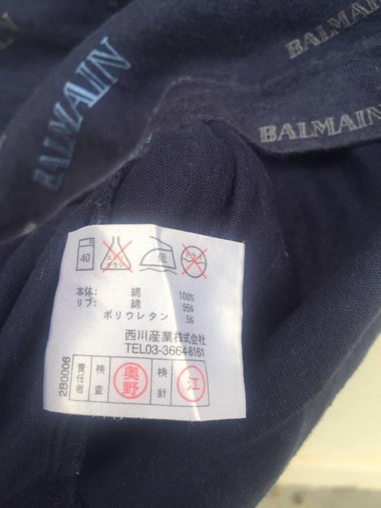 Balmain Balmain Short Sleeve T-shirt Full Print Size US L / EU 52-54 / 3 - 6