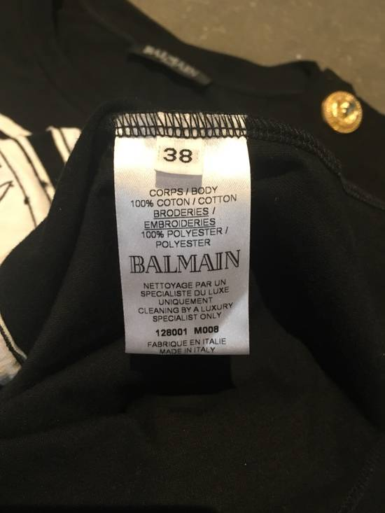 Balmain Sleeveless Top Size US S / EU 44-46 / 1 - 3