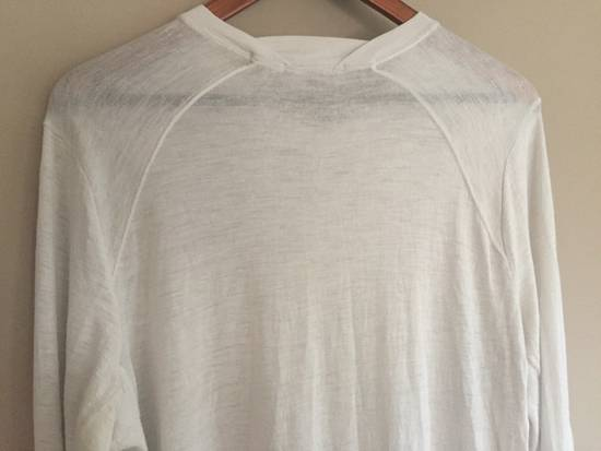 Julius AW14 Extended Wool/Silk Longsleeve Size US M / EU 48-50 / 2 - 10