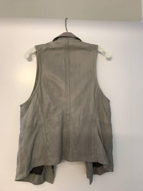 Julius Lamb Skin Rider Vest Size US S / EU 44-46 / 1 - 2
