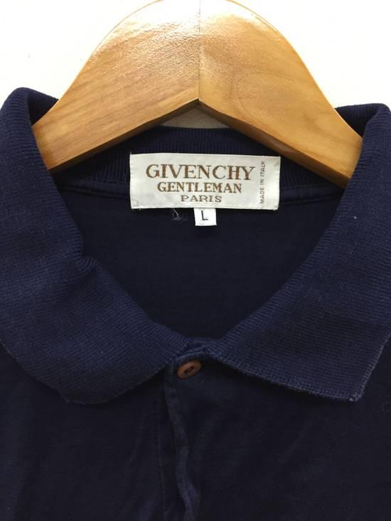Givenchy 80's GIVENCHY embroidered logo pocket polo t shirt Size US S / EU 44-46 / 1 - 7