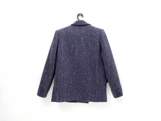 Givenchy 💥LAST DROP🔥[ÑÉÈĎ GÖÑË ŤÔĎĄŸ] Vintage 80's Givenchy Nouvelle Boutique Wool Button Jacket Coat Blazer Rare Size US M / EU 48-50 / 2 - 1