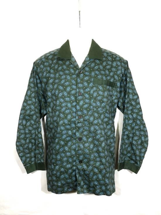 Givenchy Vintage GIVENCHY Monsieur Long Sleeve Button Up Shirt Paisley Design Size US L / EU 52-54 / 3