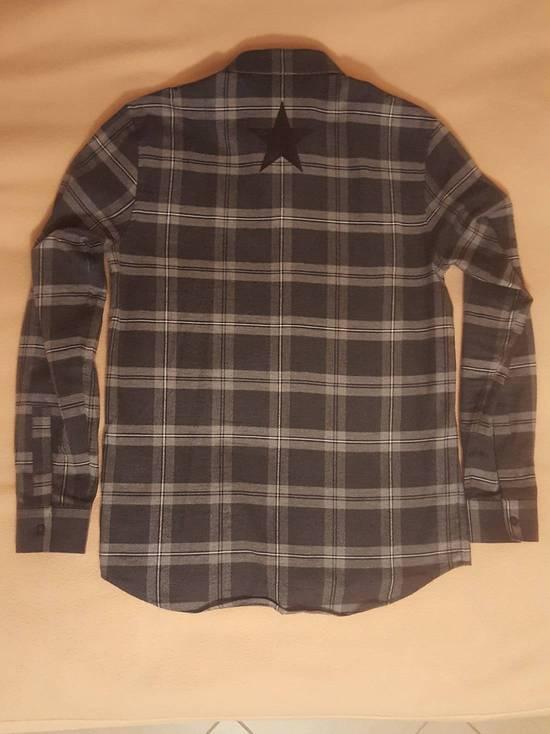 Givenchy Stars printed Cotton-twill shirt Size US S / EU 44-46 / 1 - 2