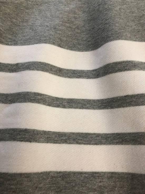 Thom Browne Thom Browne striped grey Jogger sweatpants Size US 32 / EU 48 - 2