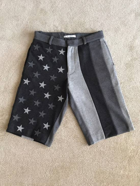 Givenchy Givenchy Star And Stripe Shorts Size US 32 / EU 48