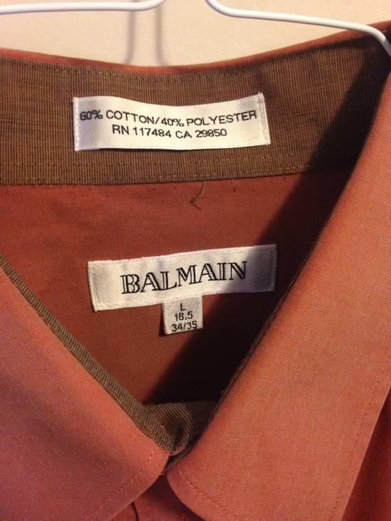 Balmain Balmain button up Size US L / EU 52-54 / 3 - 1