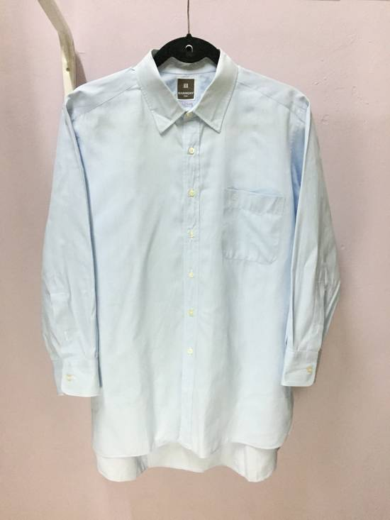 Givenchy Ocean Blue Givenchy Paris Shirt Button Size US M / EU 48-50 / 2