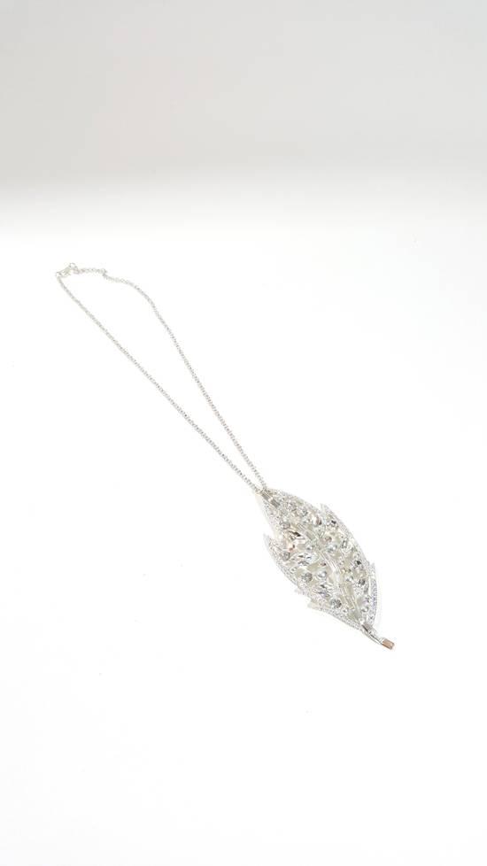 Givenchy Oversized pendant necklace Size ONE SIZE - 3