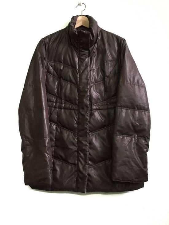 Balmain Puffer Jacket Monogram Bailman Button Up Full Zipper Size US L / EU 52-54 / 3