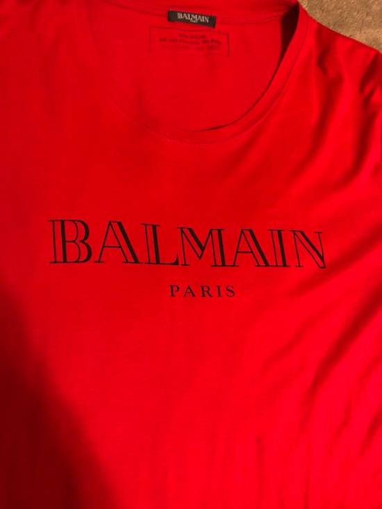 Balmain Balmain Logo Tee shirt Size US M / EU 48-50 / 2 - 1
