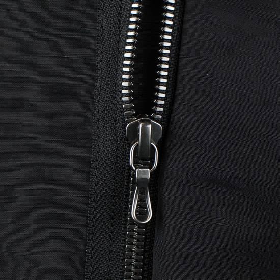 Julius Men's Black Linen Blend Fishtail Parka Coat Size 0/2XS Size US XS / EU 42 / 0 - 5