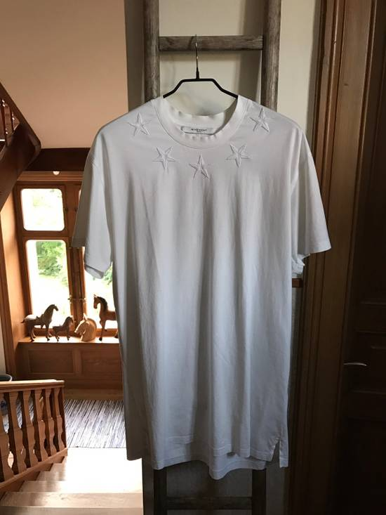 Givenchy Stars Tshirt Size US L / EU 52-54 / 3