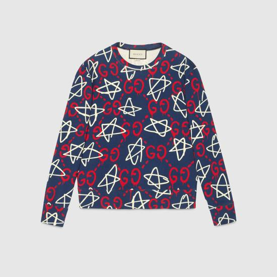 Givenchy Gucci Ghost sweater 2017 $ 995 L Size US L / EU 52-54 / 3