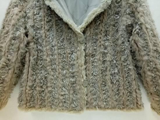 Balmain Vintage Balmain Paris Fur and Silk Reversible Jacket RARE Design Size US L / EU 52-54 / 3 - 13