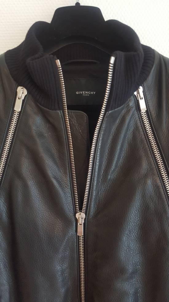 Givenchy Givenchy Leather Jacket Size US M / EU 48-50 / 2 - 2