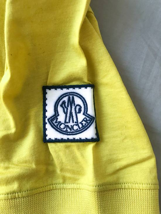 Thom Browne Moncler Gamme Bleu lime green Thom Browne polo shirt size 3 / L Size US L / EU 52-54 / 3 - 4