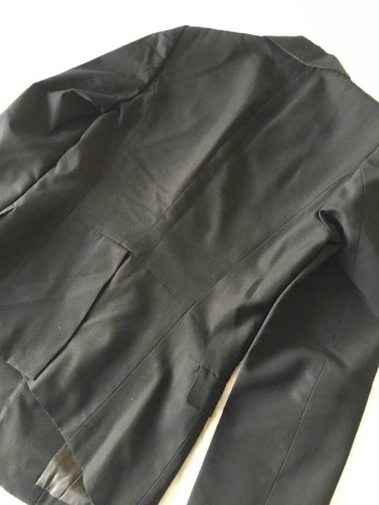 Julius Rare Japan made black fine wool tailored jacket in excellent condition Size 38R - 13