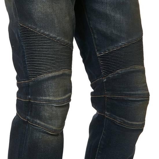 Balmain PRICED TO SELL!! Size 30 Blue Biker Jeans Balmain Size US 30 / EU 46 - 15