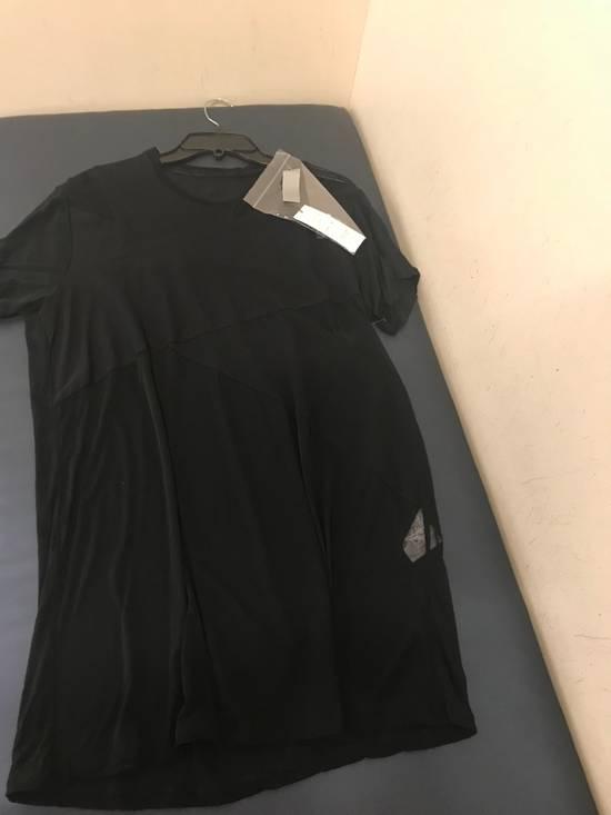 Julius 577CUM12 Cotton Sheer Jersey SS Black Tee Size US L / EU 52-54 / 3 - 1