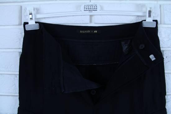 Balmain Cargo Biker Wool Pants Size US 29 - 6