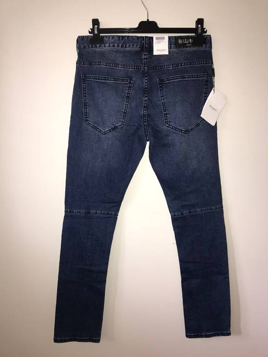 Balmain Balmain Paris Biker Jeans Size US 32 / EU 48 - 3
