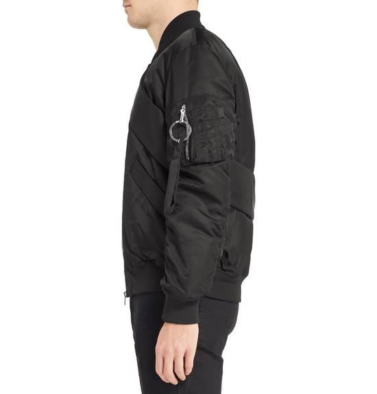 Givenchy Givenchy Black Banded Rottweiler Nylon Shell Bomber Jacket 2014 size 48 (M) Size US M / EU 48-50 / 2 - 7