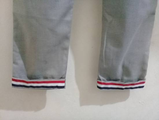 Thom Browne THOM BROWNE CLASSIC GRAY TROUSER Size 46R - 3