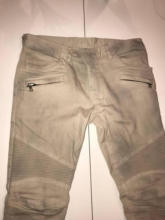 Balmain Balmain Biker Jeans Size US 32 / EU 48 - 2