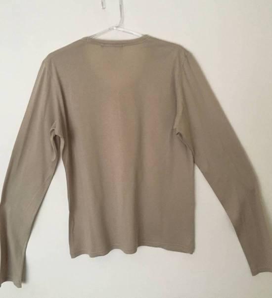 Julius Japan made long sleeve cotton tshirt Size US S / EU 44-46 / 1 - 8