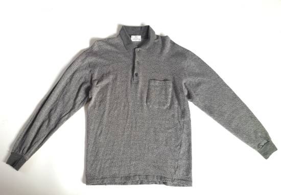 Givenchy Vintage Givenchy Polo Shirt Long Sleeve Wool Made In Italy not gucci supreme louis vuitton fendi balenciaga balmain saint laurent chanel Size US L / EU 52-54 / 3 - 2