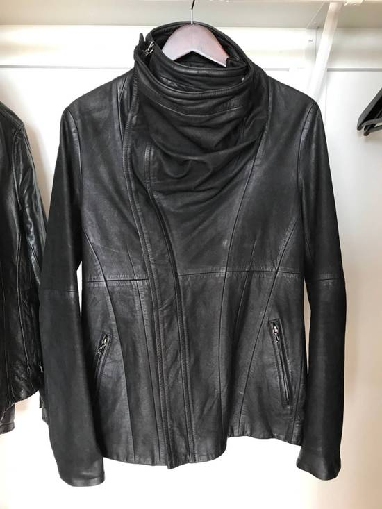 Julius Julius Goth_ik FW10 cowl neck sz 3 (fits tight!) Size US M / EU 48-50 / 2