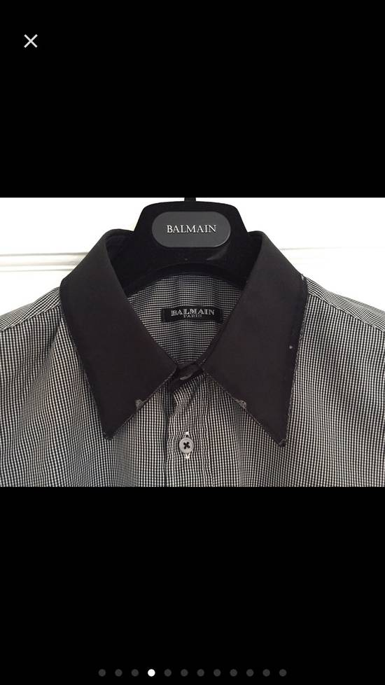Balmain Balmain Lion Button Up Size US XS / EU 42 / 0 - 5