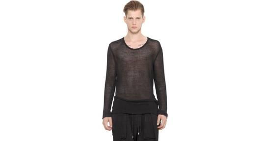 Balmain Balmain Basketweave-Knit Cotton and Linen-Blend Top BRAND NEW WITH TAGS Size US S / EU 44-46 / 1