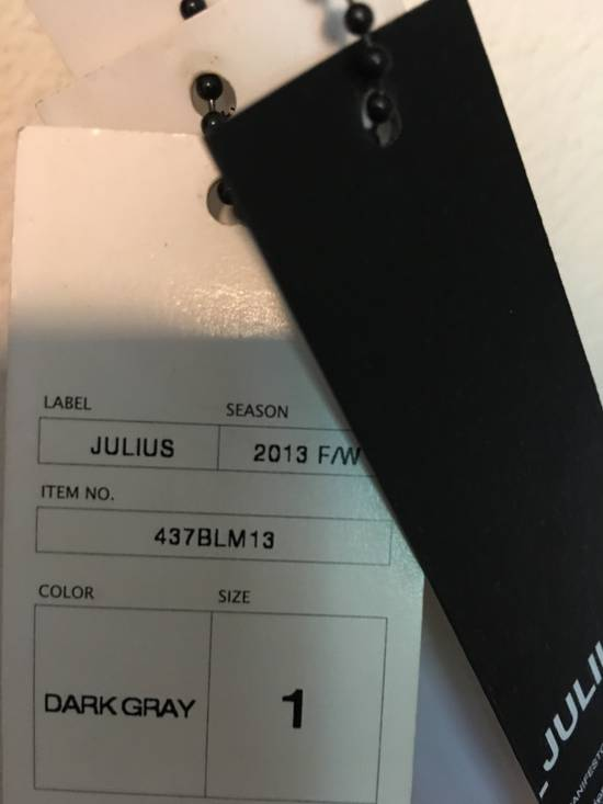 Julius NWT FW13 Moquette Jacquard Size US S / EU 44-46 / 1 - 3