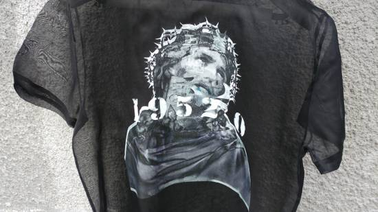 Givenchy Givenchy Jesus Christ Silk Organza Sheer Madonna Oversized T-shirt size XS (L) Size US XS / EU 42 / 0 - 3
