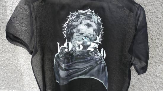 Givenchy Givenchy Jesus Christ Silk Organza Sheer Madonna Oversized T-shirt size XS (L) Size US XS / EU 42 / 0 - 3