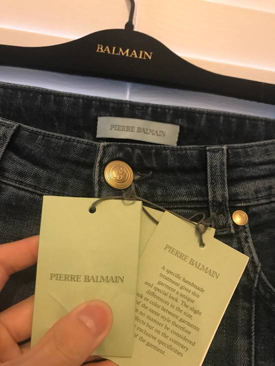 Balmain Indigo Denim Color 725 Size US 29 - 1