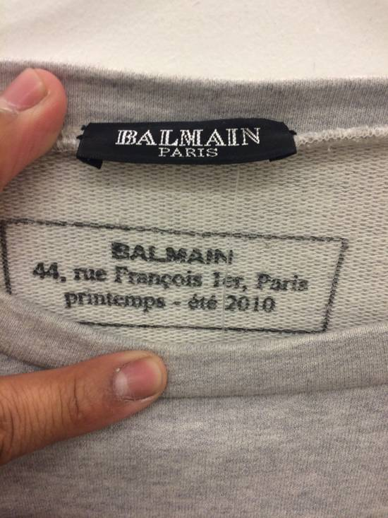 Balmain Chainmail Sweater Size US S / EU 44-46 / 1 - 1