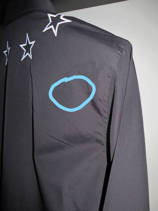 Givenchy Star embroidery shirt Size US M / EU 48-50 / 2 - 11